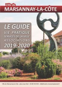 Le guide de la ville : vie pratique, services de la ville, associations 2019-2020