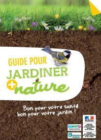 Couverture du guide pour jardiner plus nature