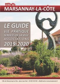 Le guide de la ville : vie pratique, services de la ville, associations 2019-2020
