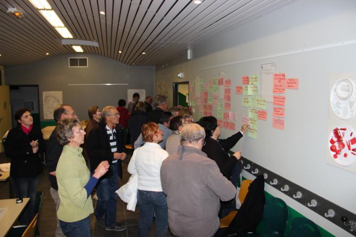 Lancement de l'Agenda 21 - Les ateliers Citoyens