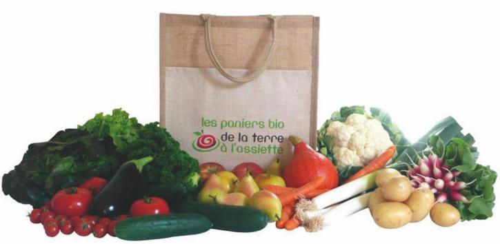 Paniers bio - De la terre à l'assiette