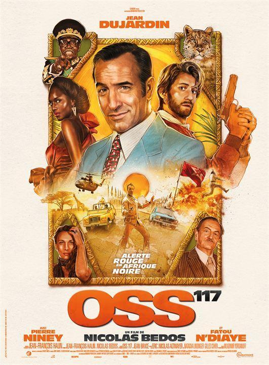 OSS 117 Affiche