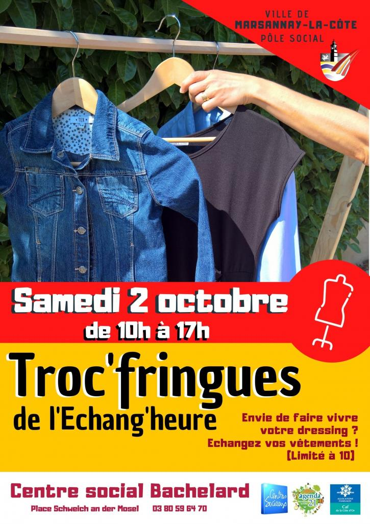 Troc'fringues - photo DR
